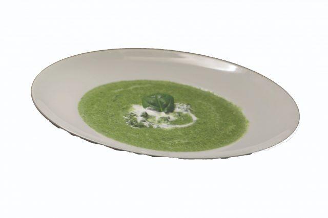 Špenátová krémová, 0,33 l – 2,50 €