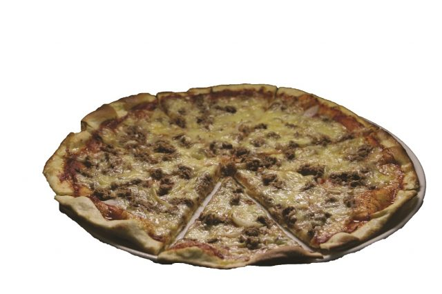 Tuniaková pizza – 5,20 €