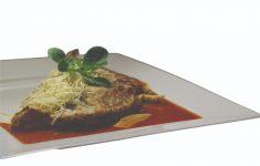 Bravčové soté v zemiakovej placke – 150g – 6,90 €