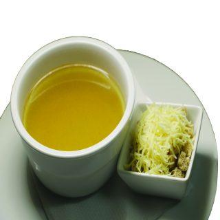 Cesnaková číra so syrom, 0,33l – 2,10 €