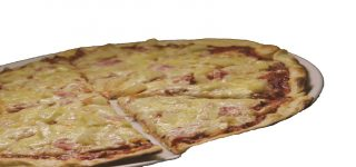 Pizza Hawai – 5,20 €