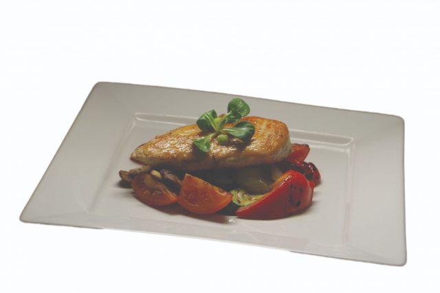 Kuracie na grilovanej zelenine – 150g – 5,40€
