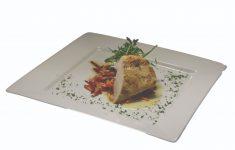 Kuracie prsíčko na zelenine Julliene – 150g – 4,50 €
