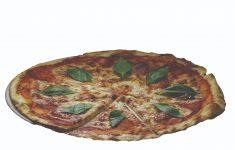 Pizza Margerita – 3,80 €