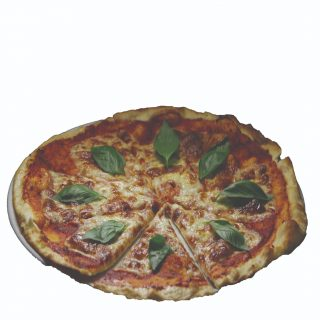 Pizza Margerita – 3,80 €