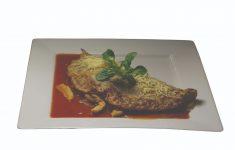 Pikantná kuracinka v zemiakovej placke – 150 g – 6,90 €