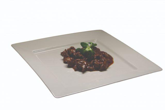 Restovaná kuracia pečeň – 150g – 3,60 €