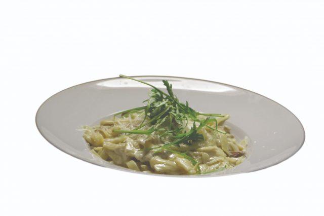 Tagliatelle s omáčkou štyri druhy syra – 350g – 6,00 €