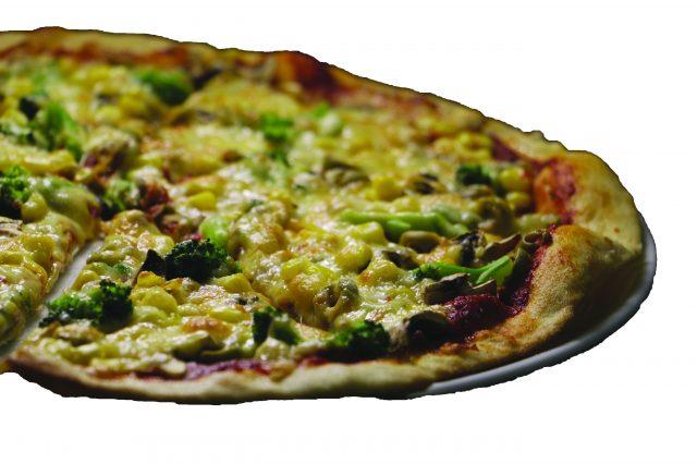 Vegetariánska pizza – 4,60€