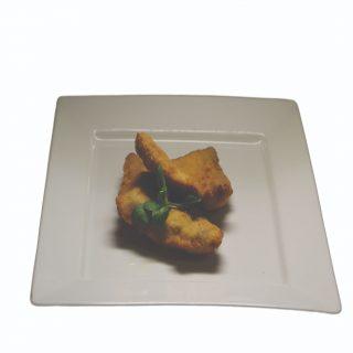 Vyprážaný kurací rezeň – 200g – 5,50 €