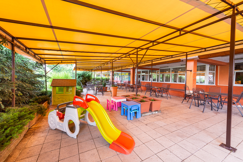 U Katky reštaurácia Košice detské ihrisko, detský kútik